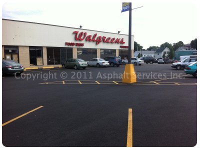 Commercial Paving in Framingham MA