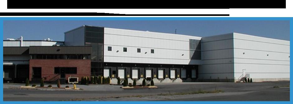 Freezer Warehouse Boston MA